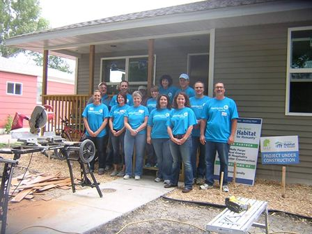 Ameriprise Day Habitat For Humanity