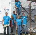 2014 Habitat for Humanity Build