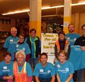 2012 Oregon Food Bank Volunteer Day