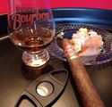Grills, Bourbons and Cigars