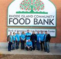 RI Food Bank Volunteer Day
