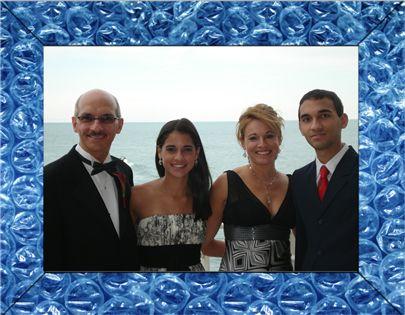 Conrad & Family
