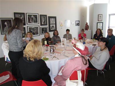 Nevada Museum of Art, Women's Event