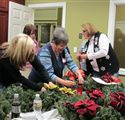 Holiday Wreath Making Event