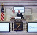 At the New York Stock Exchange