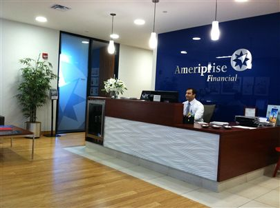 Ameriprise Office and Parking