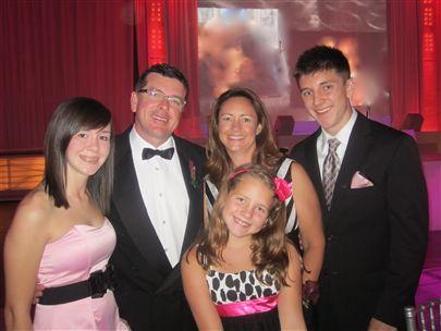 Family & Personal Accomplishments