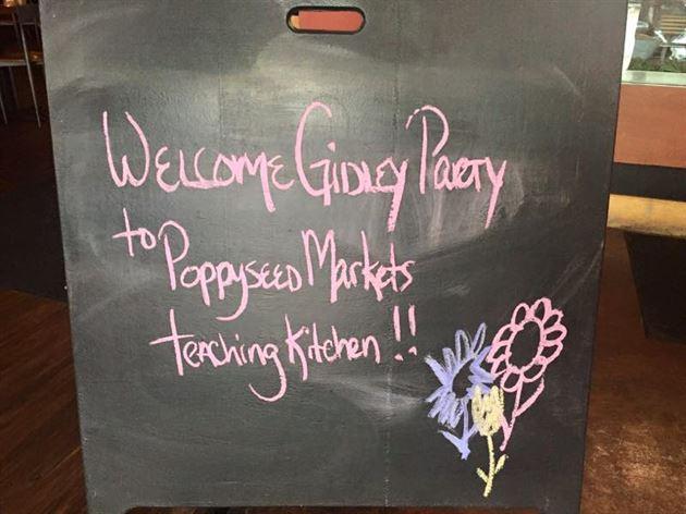 Poppyseed Market Client Event