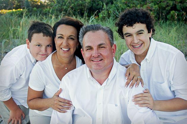 Oldham Family Photos