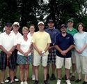 Swing for a Cure 2014