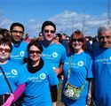 Ameriprise Team for 5k MS Walk 2013