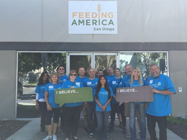 Feeding America San Diego-June 2015