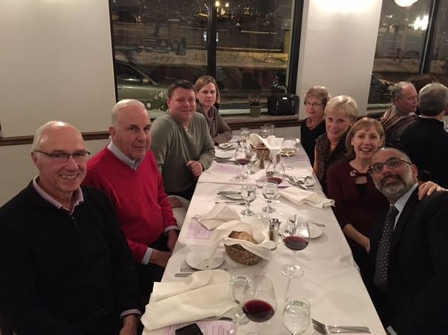 Dec 12, 2016 Client Holiday Dinner