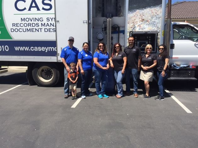 5th Annual Shred Event