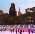 Bryant Park Through the Seasons