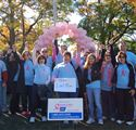 BREAST CANCER WALK 10/21/2012