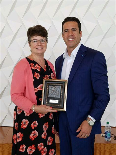 Community Impact Award 2017