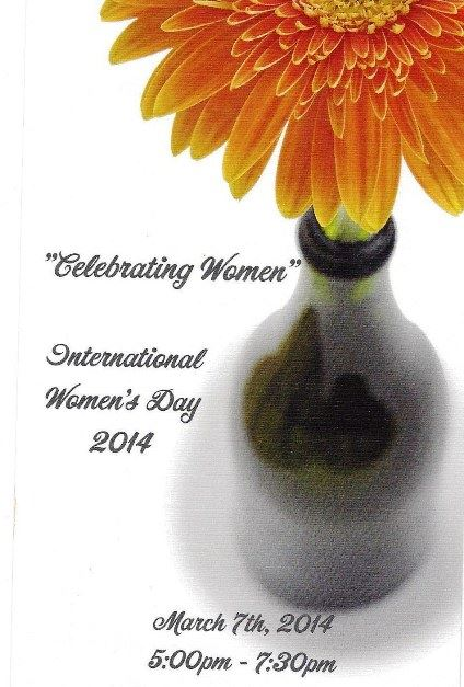 Celebrating Women 2014