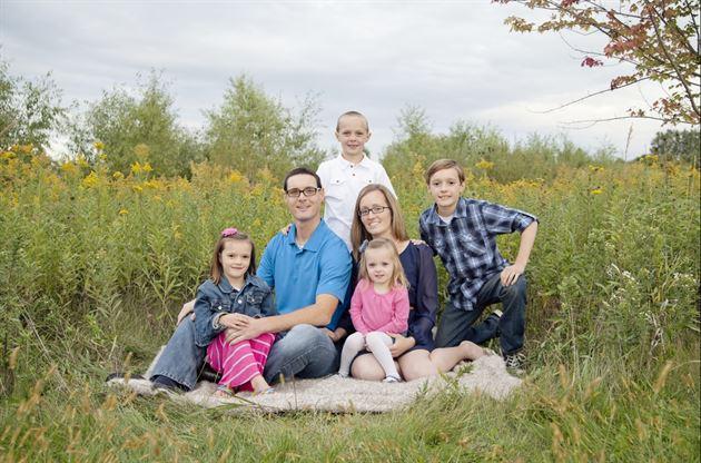 The Soderstrom Family