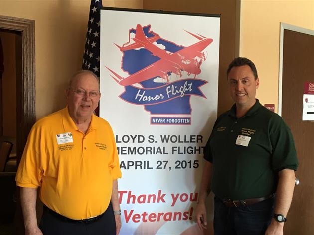 Honor Flight Memories 4/27/15