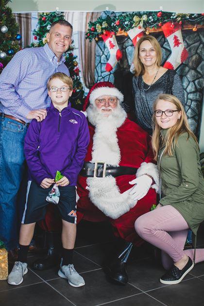 Santa & Toys for Tots