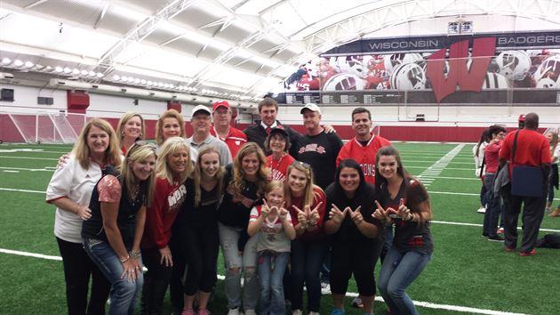 Wisconsin Football Family Reunion