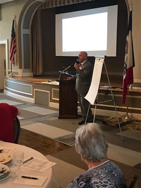 Ameriprise Tax Seminar 5-16-18