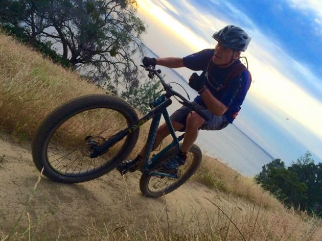Folsom & Tahoe Mountain Biking