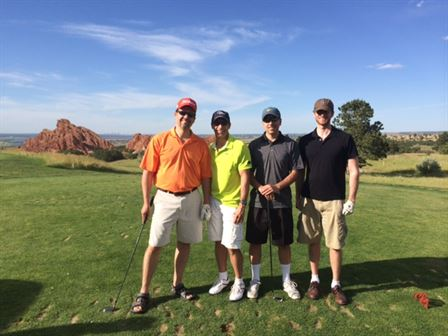 Deutsche/CNL Arrowhead Golf Event