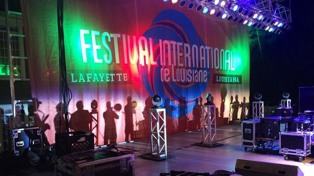Festival International de Louisiane