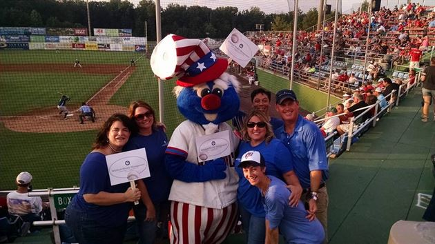 Potomac Nationals Event 2011