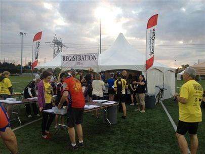 Tour de Cure 2012 Fundraising Ride