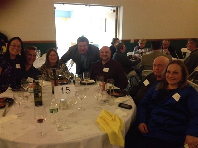 1. Wine Tasting - March 26, 2015