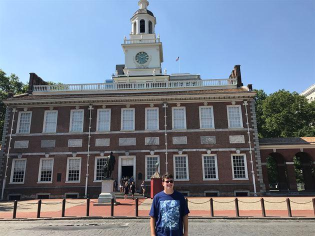 Philadelphia, Charlottesville & DC