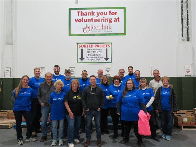 Day of Service-FoodLink