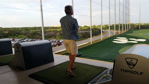 Top Golf Night Out (06/18/2015)