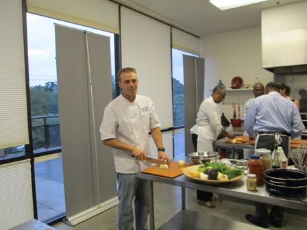 Cooking Class at Urban Chef