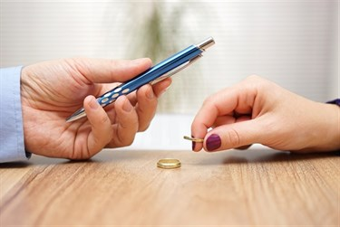How do I secure my assets when divorcing?