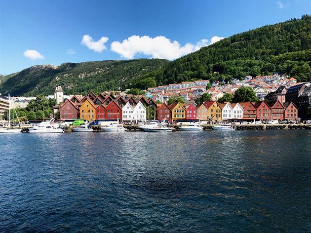 Summer 2017 - Norwegian Heritage