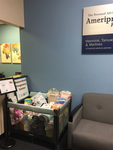 HTM & Bakersfield Pregnancy Center
