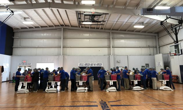 Day of Service Hunger Project 2017