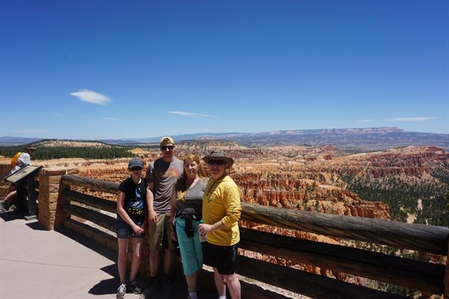 Utah Vacation with the Family
