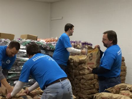 Ameriprise Day of Service 2013