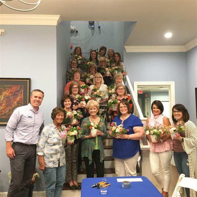 Floral Design Class 2019