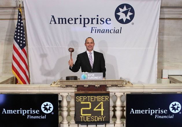 Ameriprise NYSE Client Event