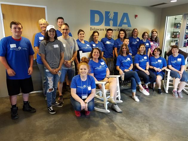 National Day of Service - DHA