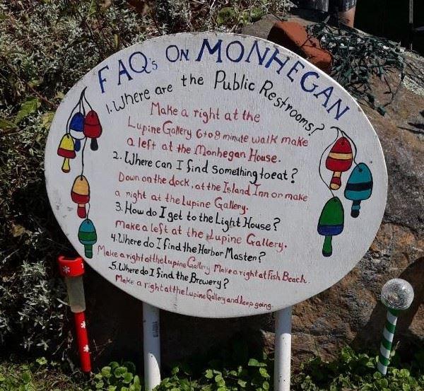 Monhegan Island Client Event 8/2019