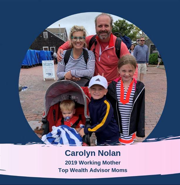 Working Mother Magazine Award