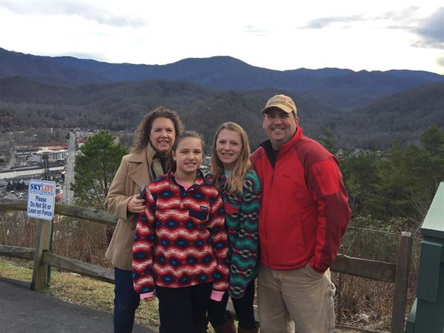 Gatlinburg, TN Family Trip