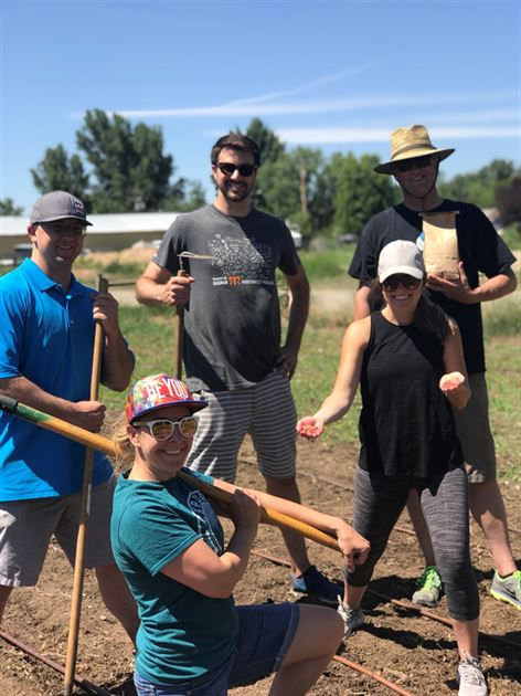 Fulcrum Boise Day of Service 2018